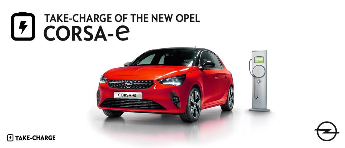 Opel Take Charge
