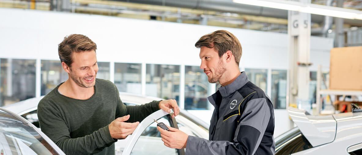 Opel Service Plan