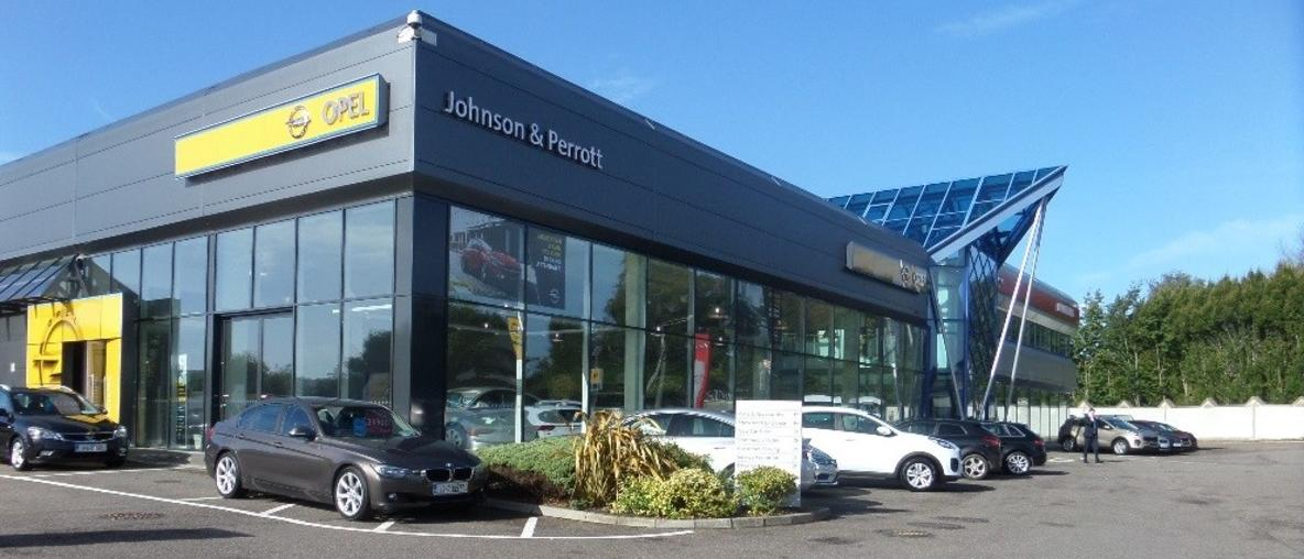 Learn about Johnson & Perrott Opel Cork