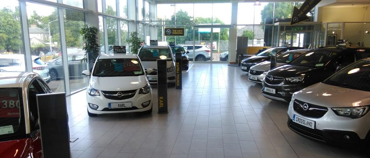 Contact information about JOHNSON & PERROTT OPEL Cork