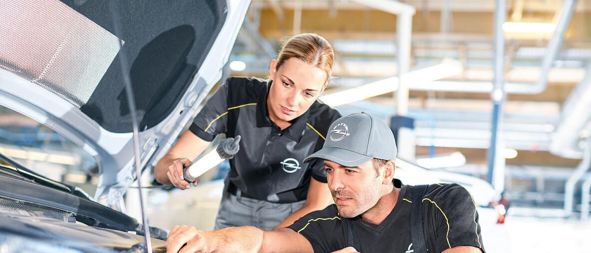 Profix Accident Repairs Aherns Opel