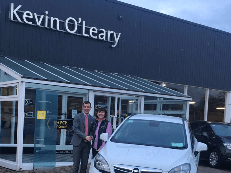 Kevin O'Leary Opel