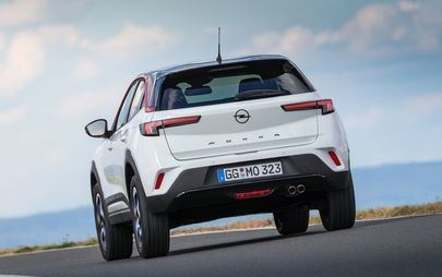 Extra Efficient Engines: New Opel Mokka Combines Fun and Modernity