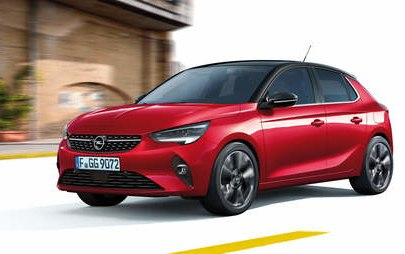OPEL LAUNCHES 6th GENERATION, ALL-NEW CORSA