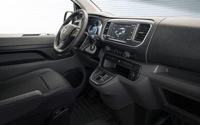 Opel Vivaro-e: press kit