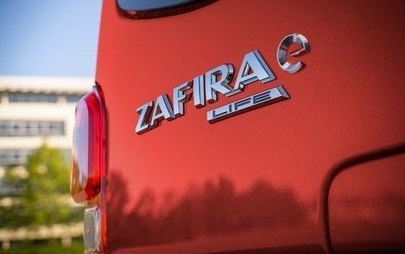 Opel Throws the Switch: All-Electric Zafira-e Life on Sale in Germany from €45,825 with Environmental Bonus