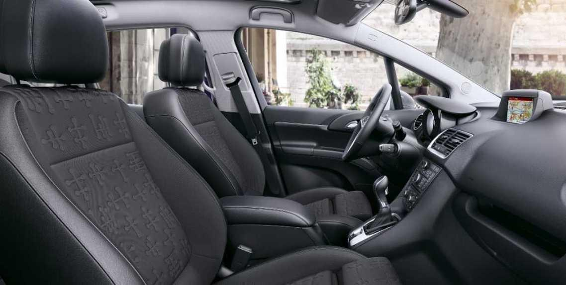 HIGH SEATING POSITION / AGR SPORTS SEATS