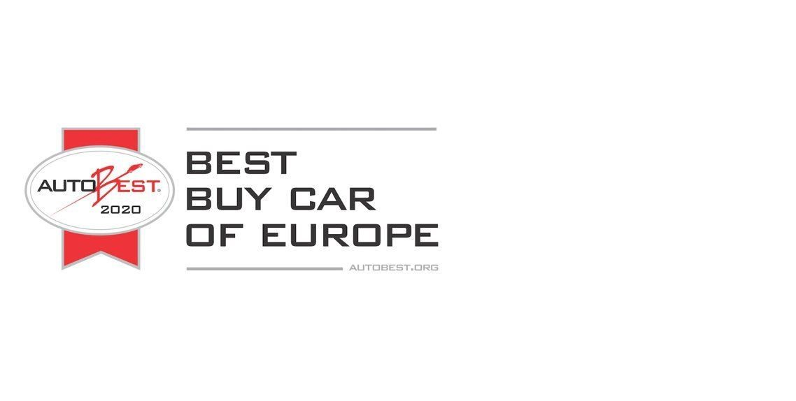 """BEST BUY CAR OF EUROPE 2020"""