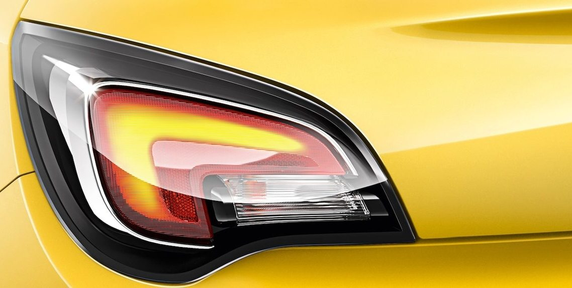 LED DAYTIME RUNNING LIGHTS AND LED REAR LIGHTS