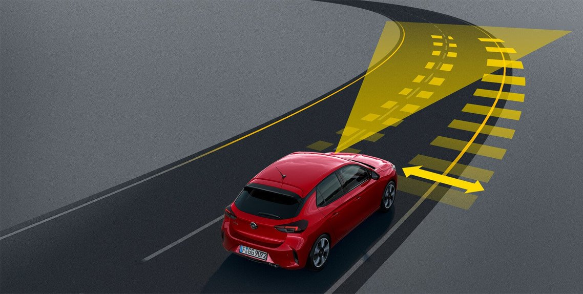 LANE KEEP ASSIST AND LANE DEPARTURE WARNING