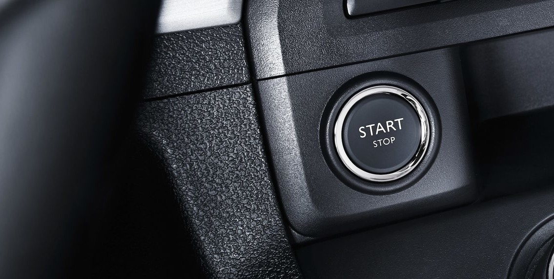 KEYLESS ENTRY AND START