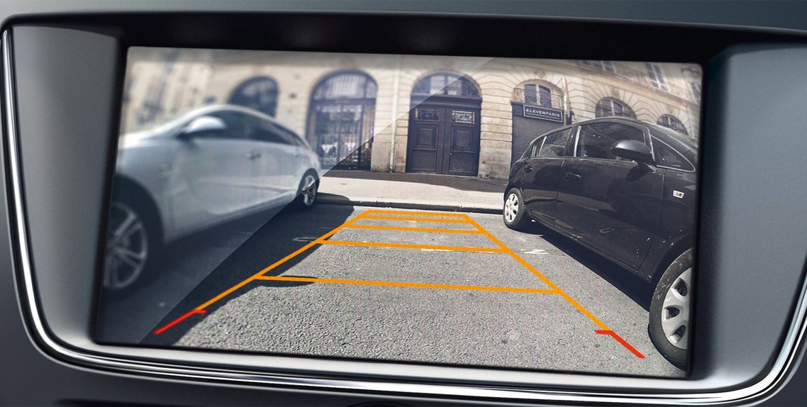 REAR VIEW CAMERA / PARK ASSIST